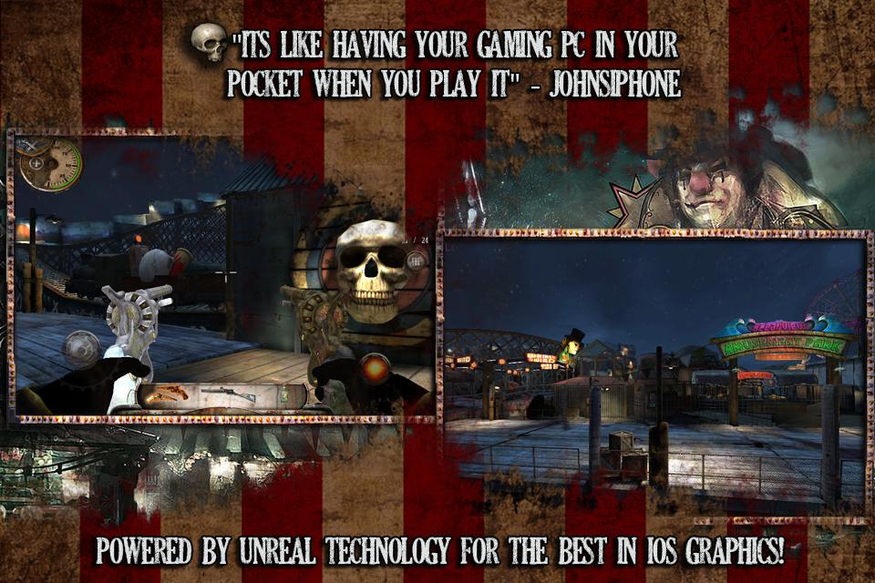 Screenshot Warm Gun CoB
